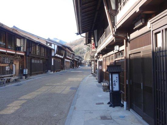 Naraijuku: 奈良井宿