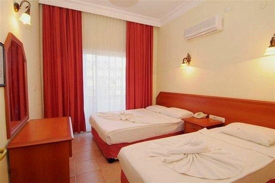 Gazipasa Star Hotel: Oda görünümü