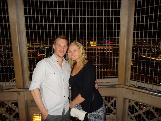 Eiffel Tower Experience at Paris Las Vegas : Eiffel Tower Experience