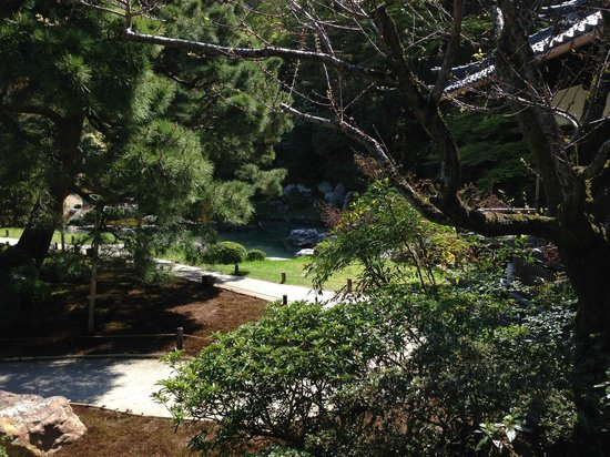 Shoren-in Temple (Shoren-in Monzeki): Garden