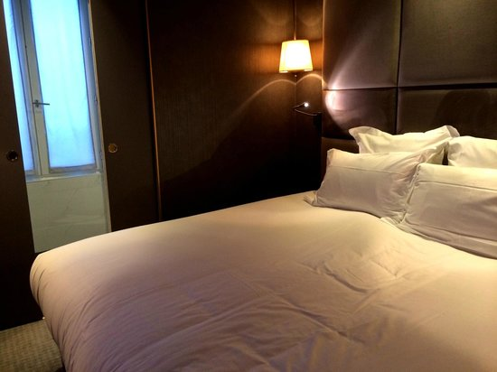 Hotel Armoni: Sovrummet (legat i sängen innan bilden togs)