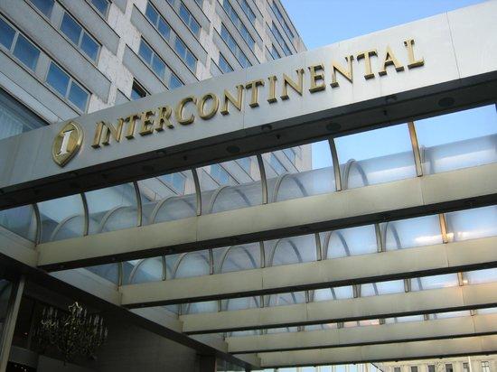 InterContinental Wien : Main Entrance