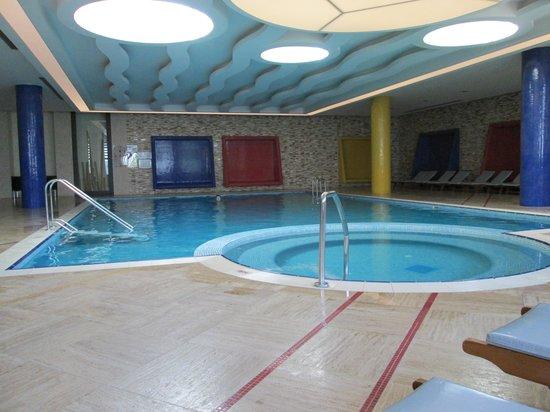 Melas Lara Hotel : indoor pool