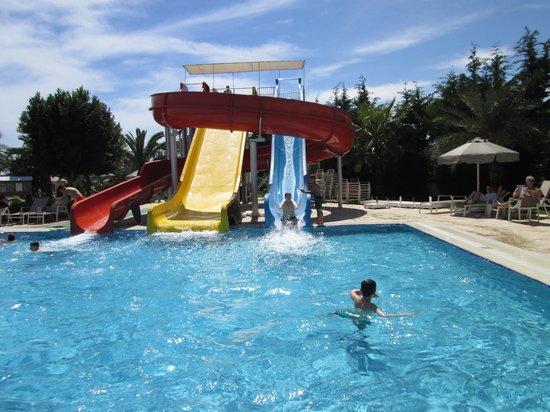 Melas Lara Hotel : the slides