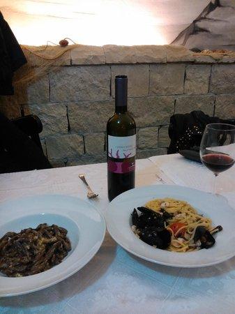 L'Oste Del Borgo: primi piatti