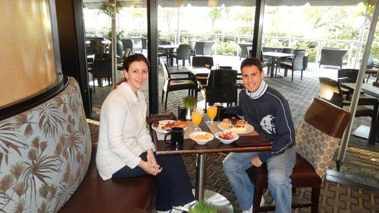 Sheraton Miami Airport Hotel & Executive Meeting Center : Colazione