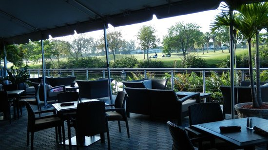 Sheraton Miami Airport Hotel & Executive Meeting Center : Patio Esterno
