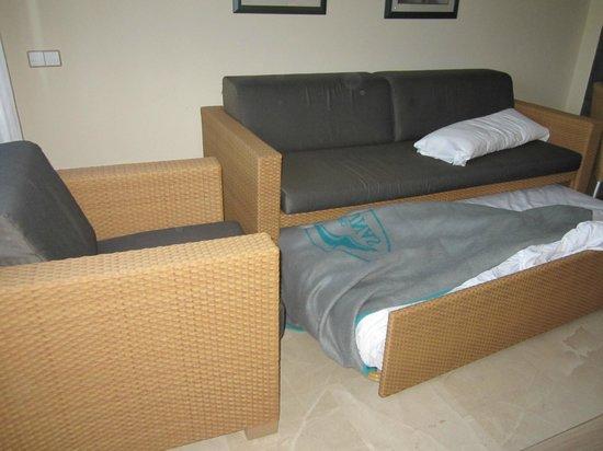 Hotel Dunas Suites and Villas Resort: habitacion la dejabamos echa una lobera cuando volviamos perfecta