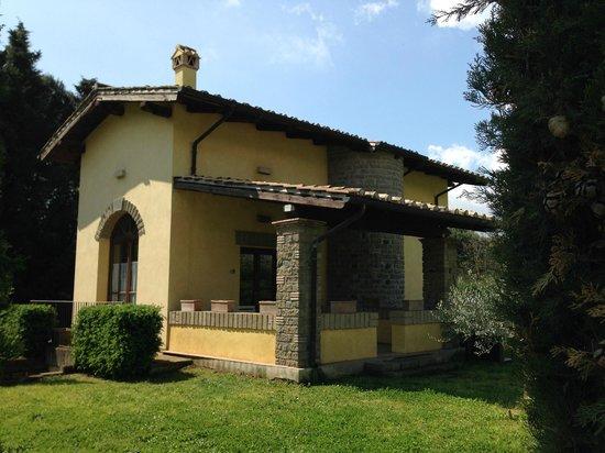 Residenza di Rocca Romana: The private villa