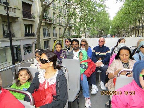 L'Open Bus Tour : open bus tour