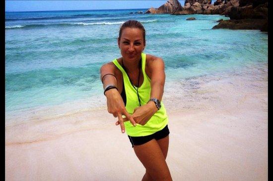 La Digue Island Lodge : Simona Yaminah Ben-Chenni