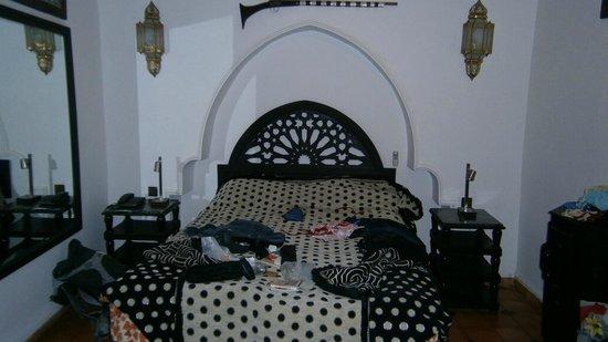 Ryad Laarouss: bedroom
