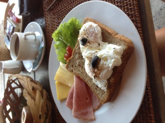 Mango Bay Resort: Delicious breakfast