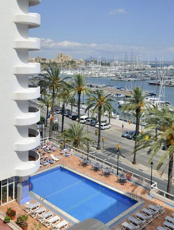 Hotel Palma Bellver Managed By Melia: Sea View