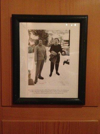 Parkhotel Schoenegg: in vroegere tijden verbleef nederlandse Koninklijke familie in het hotel
