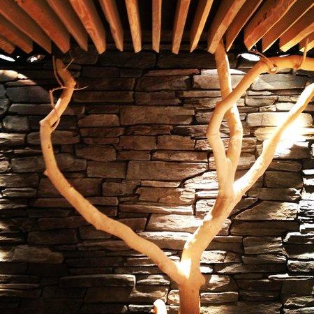 Parkhotel Schoenegg: mooi bijrestaurant voor oa (kaas-)fondue
