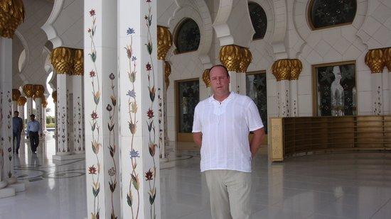 Mosquée Cheikh Zayed : Очень красивое и святое место