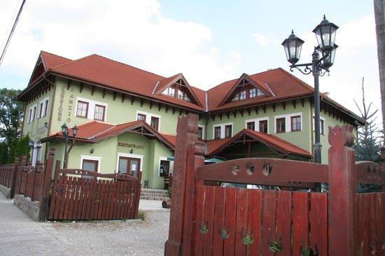 Cozmeni, Rumania: Tulip Pension