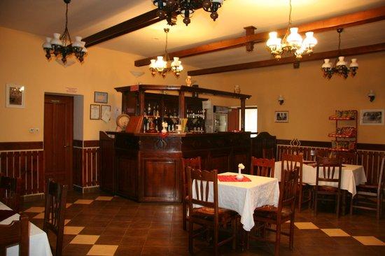 Cozmeni, Rumania: Restaurant