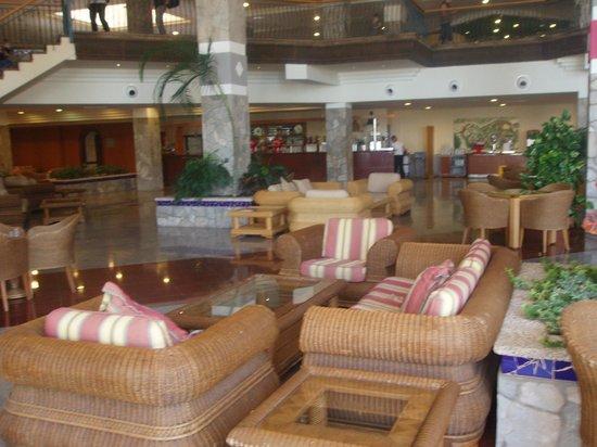 ClubHotel Riu Buena Vista : Atrium