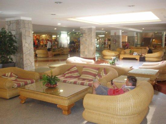 ClubHotel Riu Buena Vista : Lobby