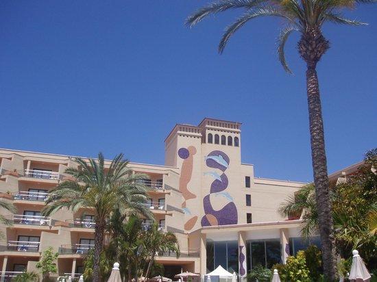 ClubHotel Riu Buena Vista : Tower
