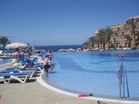 ClubHotel Riu Buena Vista : Upper Pool