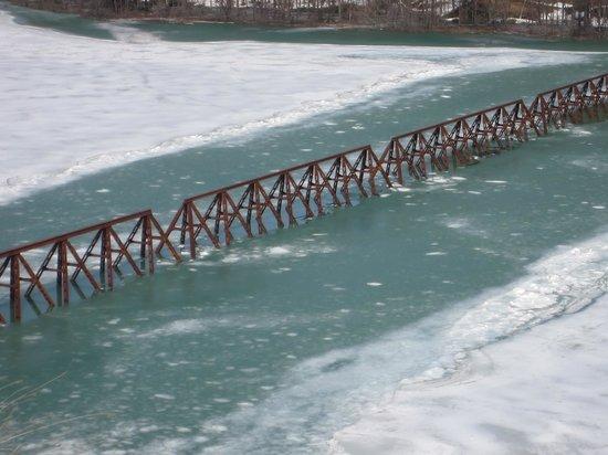 Sangen-kyo Bridge : 三弦橋