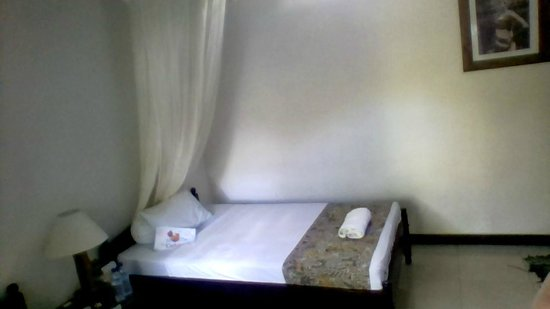 Gili Nyepi: Spotless Room.