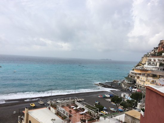 Hotel Buca di Bacco: The view from room 28