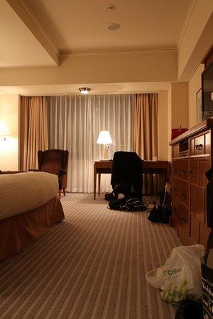 Imperial Hotel Tokyo: Room entrance