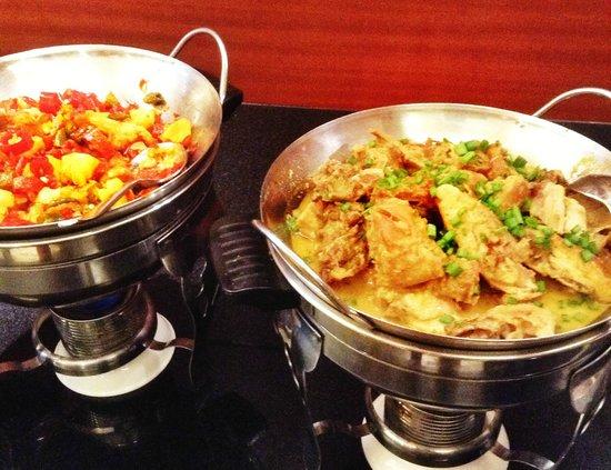 Java Paragon Hotel & Residences : Breakfast buffet