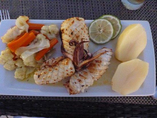 Casa do Capitao: Some of the amazing food!