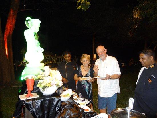Amaya Lake : Feier im wunderschönen Gartengelände