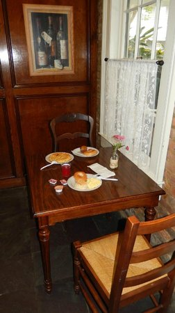 Maison St. Charles by Hotel RL: Colazione
