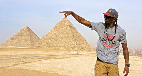 Egypt Day Tours: ijustwannaplay