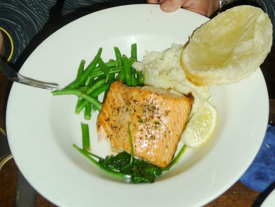 The World's End: Salmone