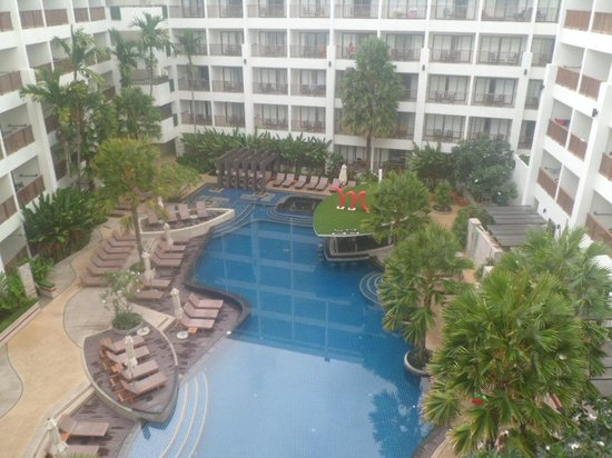 "Deevana Plaza Phuket Patong: ""View from our 5th Floor - Memories"""