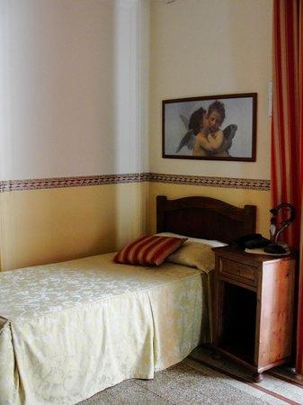 Hotel Valentino: Einzelzimmer
