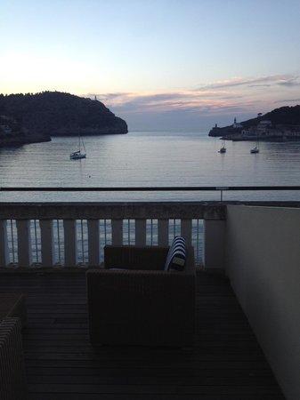Esplendido Hotel: view