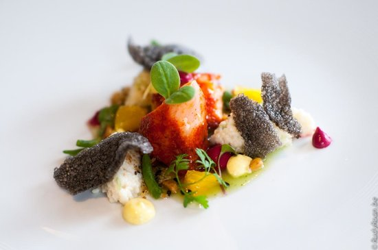 Restaurant David Selen: Fotografie by rudy roan punt be