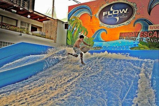 Flow House Bangkok: fun time