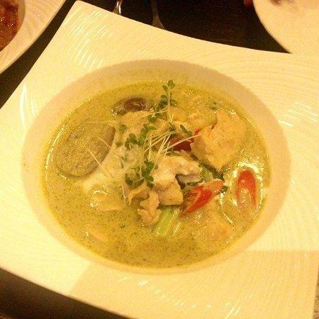 Chaophraya and Palm Sugar Lounge - Leeds: Thai Green Curry