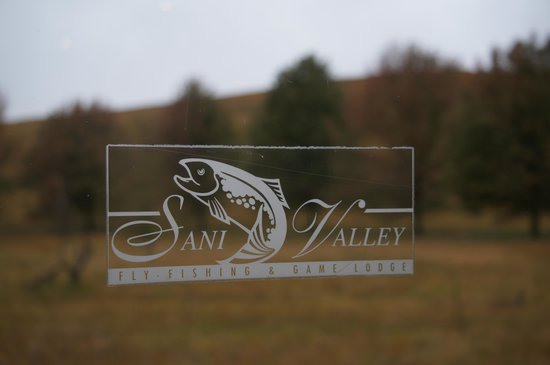 Sani Valley Lodge and Hotel: Sani Valley