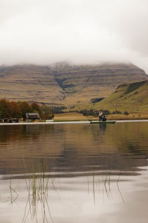 Sani Valley Lodge and Hotel: Fishing