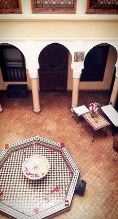 Riad Alwachma : ground floor