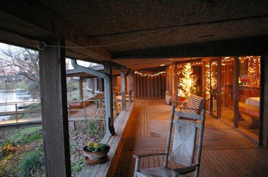 Starlight Plantation: Les chambres vues de la salle à manger