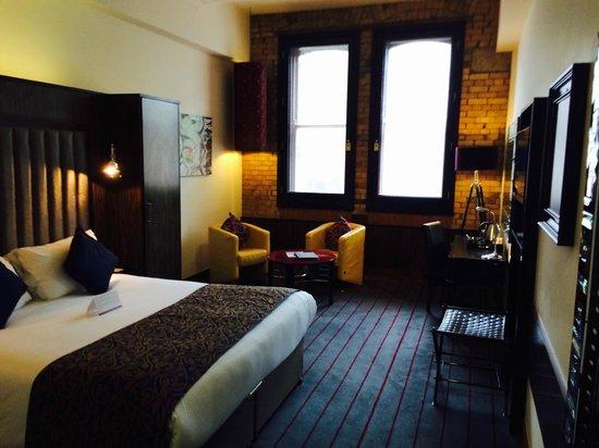 Trinity City Hotel: Tara Room