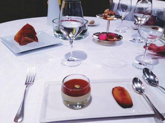 Guy Lassausaie : Pré-dessert