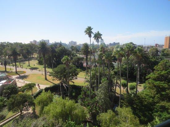 St George's Park: Parkland in St Georges Park